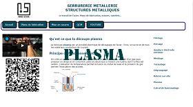 Fiche pratique sur le fonctionnement et l'utilisation d'un découpeur Plasma.